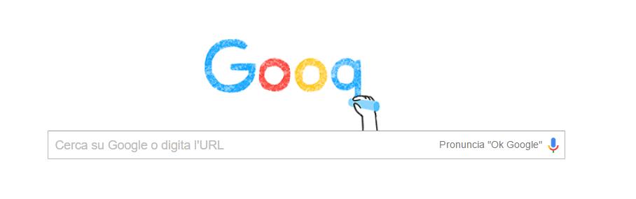 Google ha un nuovo logo